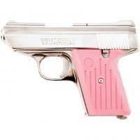 Cobra CA380 Auto Chrome Pink Lady Pistol CA .380 ACP Layaway Available