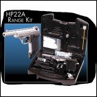 Phoenix Arms HP22A Range Kit Nickel.22 LR CA 22 Layaway Available