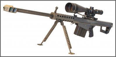BARRETT MODEL 82A1 [50 BMG]
